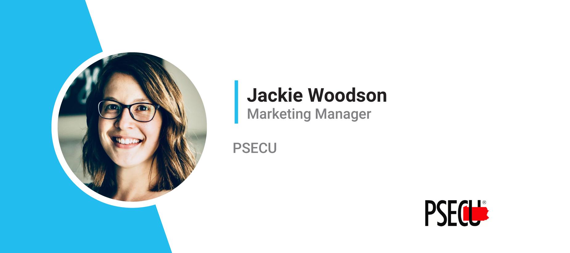 Jackie Woodson, PSECU