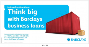 Business Installment Loan - Think big with Barclays business loans - advertisement