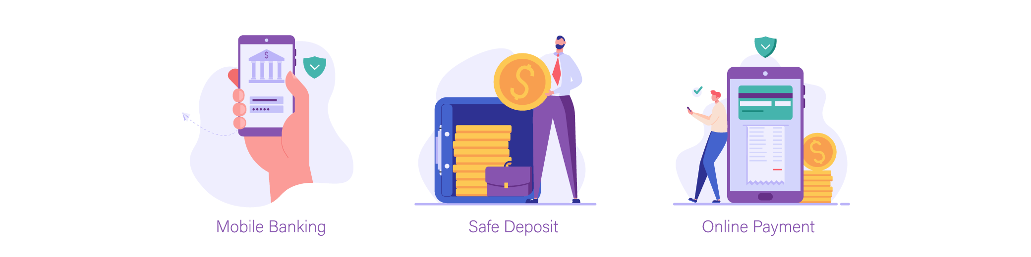 Type of cash management solutions